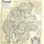 A-1-54-08-Cumberland & Westmorland-Bowen-1756