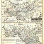 A-1-54-43-Glamorganshire-Carmarthenshire-Bowen-1756