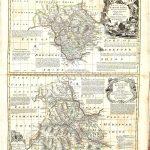 A-1-54-45-Brecknockshire & Radnorshire-Bowen-1756