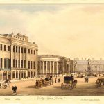 Dublin College Green-Brocas-1810