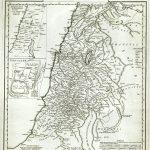 F18-27-Palestine-D'Anville-1750