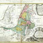 F18-28-Palestine & 12 Tribes-Homan-1750