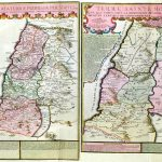 F18-31-Palestine-De L'Isle-1707