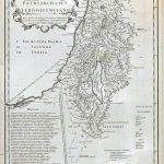 F18-35-Palestine-D'Anville-1732