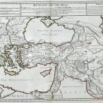 F18-5-Near East, Turkey-De L'Isle-1723