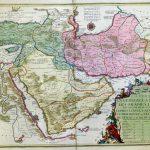 F18-9-Persia, Georgia, Natolia, Arabia, Egypt-de Fer-1720