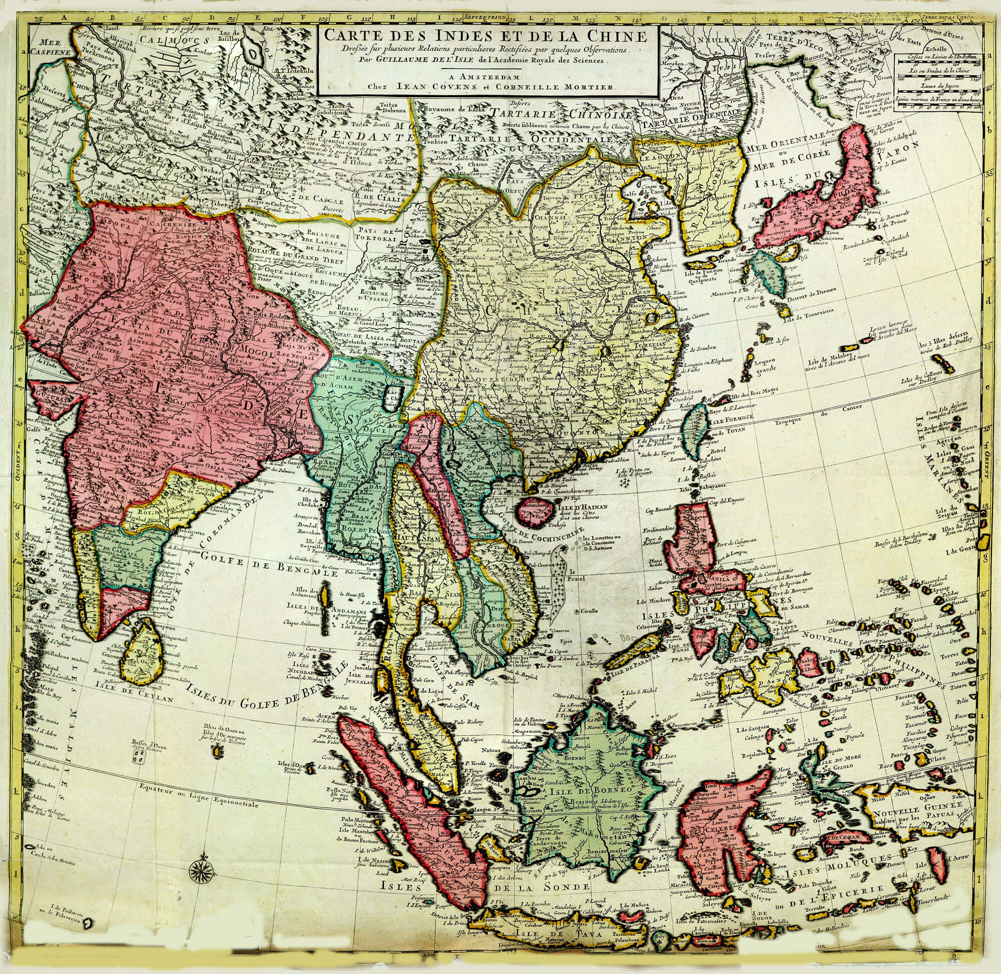 Worldwide maps asia east indies fag 19 part 1 maps 1 40 l brown f19 3india china covens mortier gumiabroncs Images