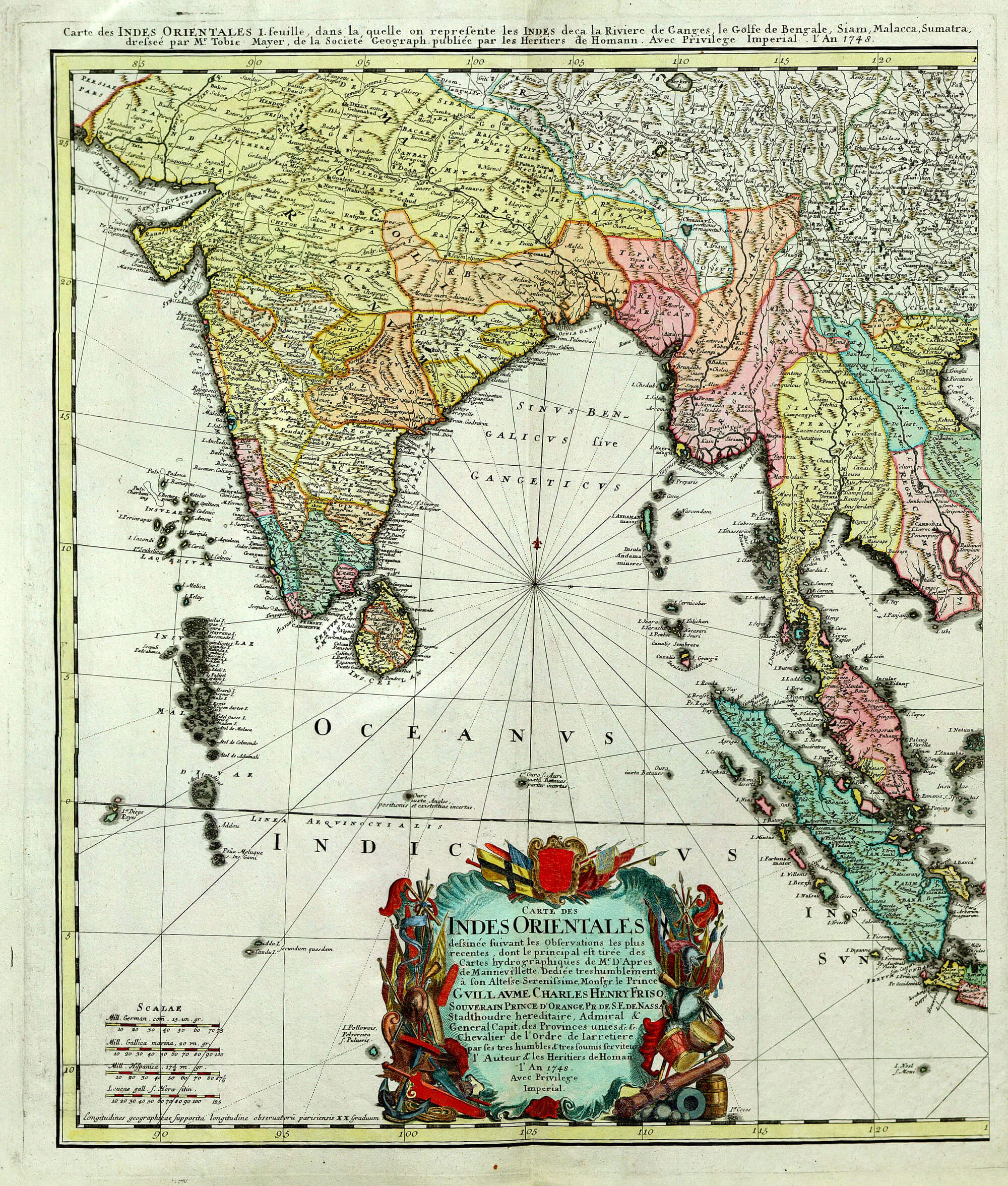 Worldwide MapsAsia East IndiesFag19 Part 1 Maps 140 L Brown