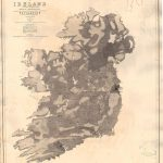Irealnd Railway Commissioners-Population Distribution-1837