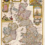 Ireland & Britain-Willdey-1715