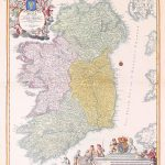 Ireland-John Babtiste Homan 1720-3
