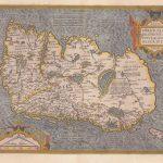 Ireland Ortelius-1550