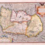 Ireland Ortelius 1572
