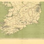 Ireland-Railway Map-South