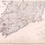 Ireland S Beaufort 1792