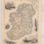 Ireland-Tallis-1845
