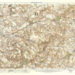 OS -1in Topo Col- 034-Ballygawley