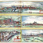 A-2-33-157-Weimaria, Jena, Erdfodia, Gotha, Fuldensis