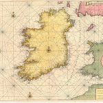 Ireland & West Coast of England