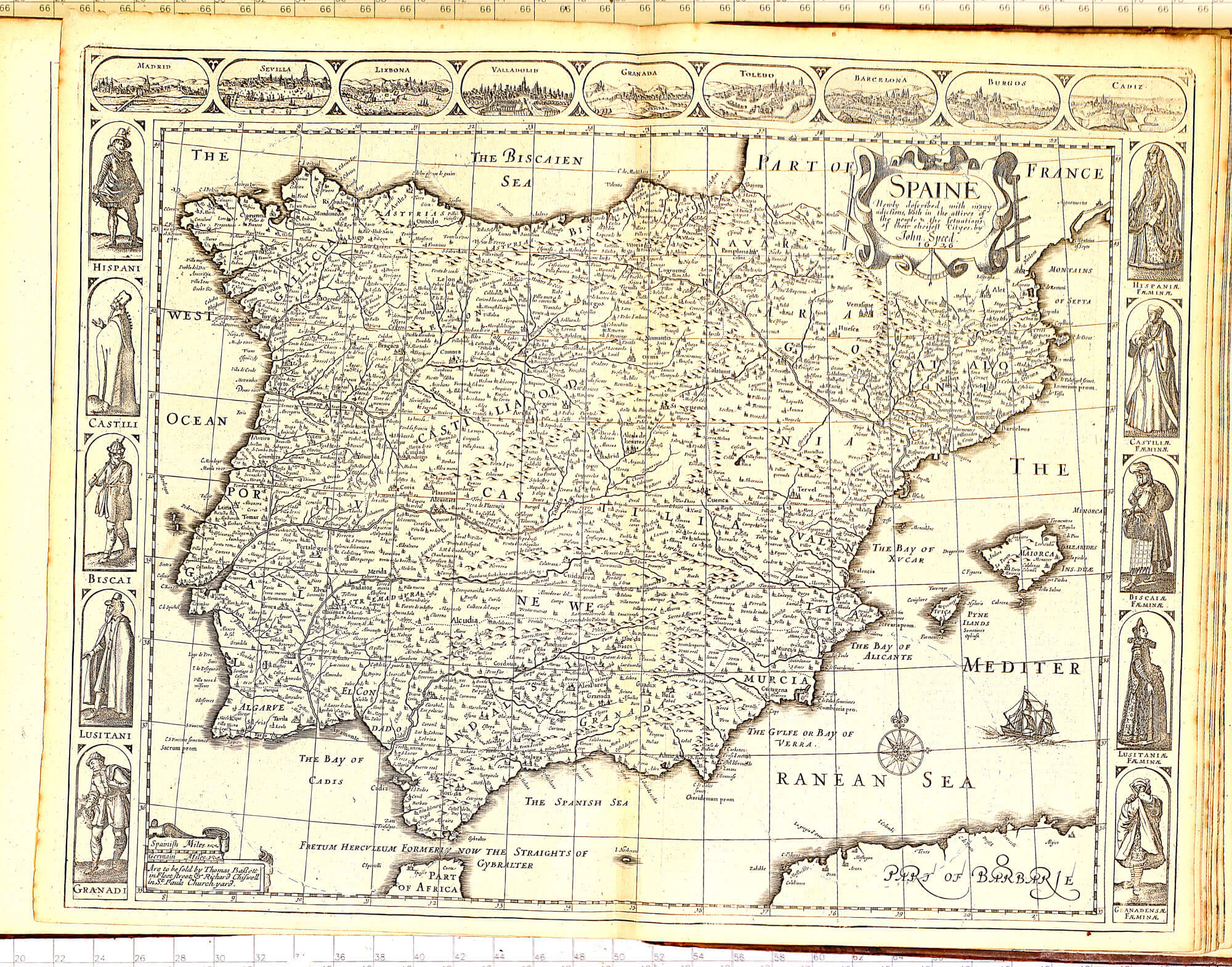 Britain world atlas speed 1676 part 2 the world l brown collection m aa 13 185 spain gumiabroncs