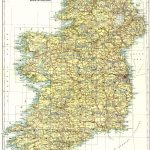 1-Ireland 1in Topographic Index Map