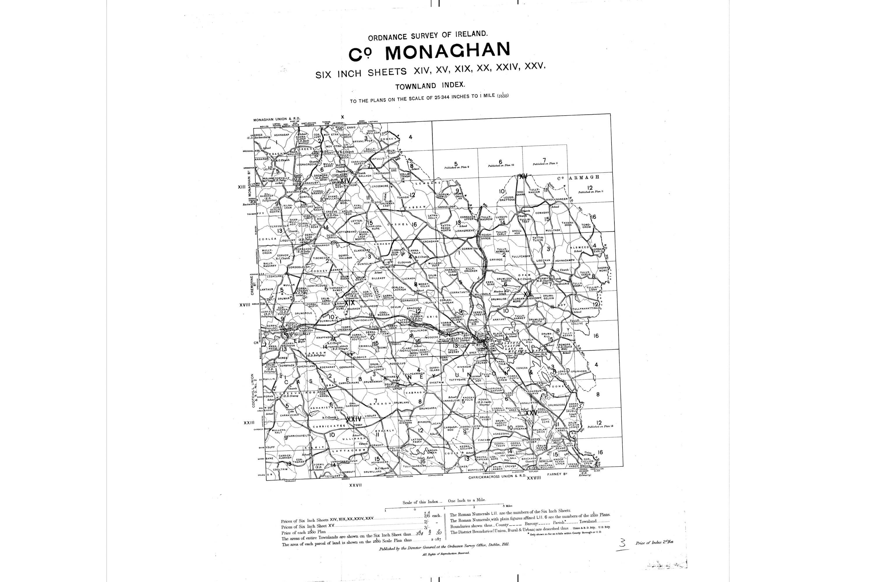 Image Result For Roscommon County Map
