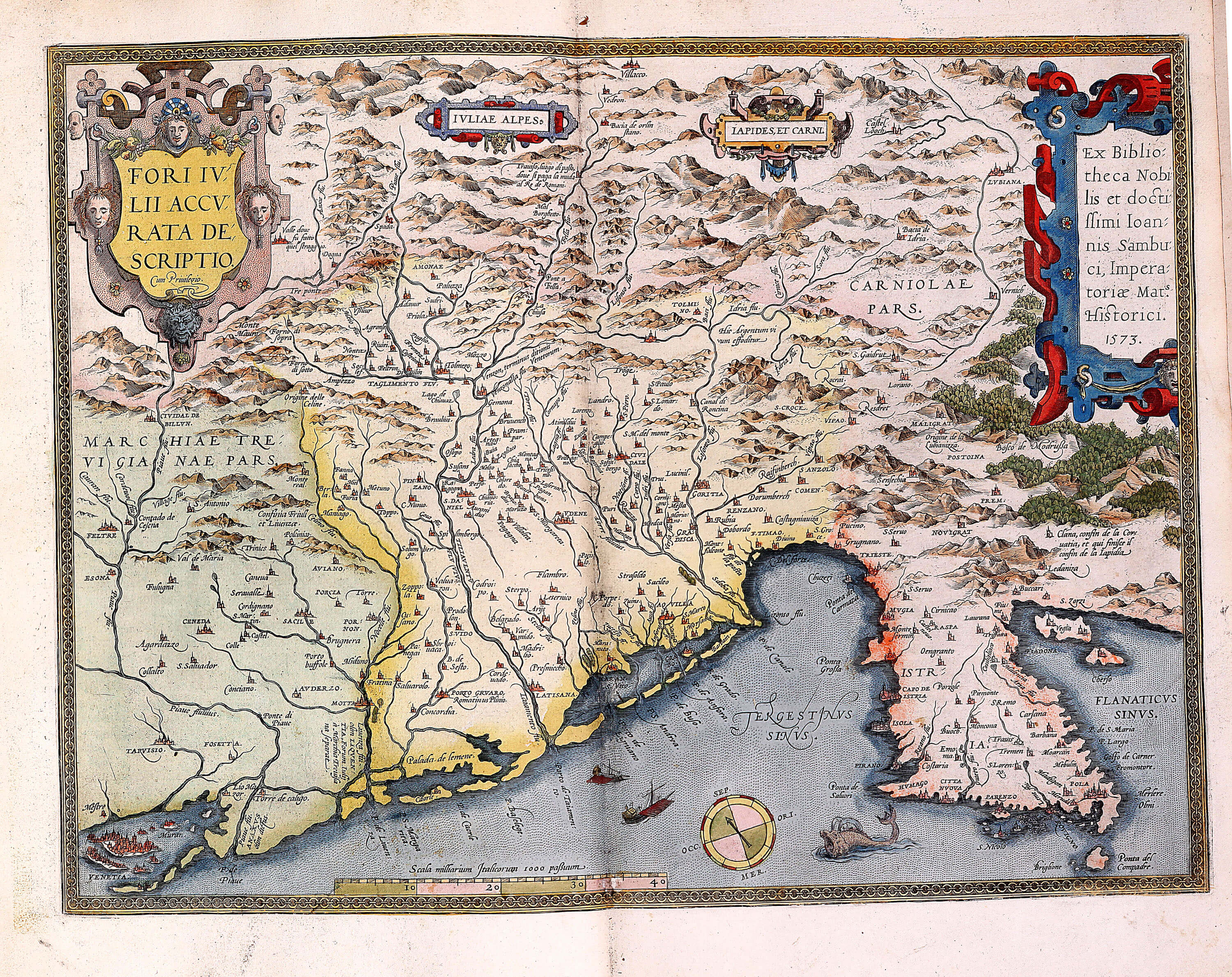 World atlas by abraham ortelius pp a 34 1589 part 2 sheets 46 88 pp a 34 55 forum iulli italy gumiabroncs Gallery