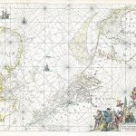 A-2-37-141-Sea Chart North Sea