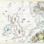 A-2-37-148-Sea Chart Scotland
