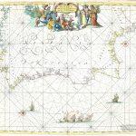 A-2-37-151-Sea Chart Spain