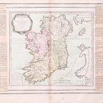 0101 iii Ireland L Brion de la Tour 1766