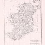 0102 i A Ireland M Bonne 1766
