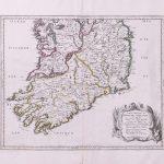 011.3 (iv) Ireland Nicholas Sanson 1665