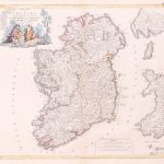 0117 iv Ireland Robert de Vaugondy 1806