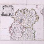 012.1 (i)B Ireland Nicholas Sanson 1665