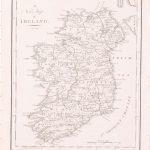 0125 ii Ireland John Cary 1781