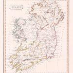 0235 ii Ireland John Cary 1818