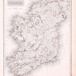 0254 i Ireland Aaron Arrowsmith 1817
