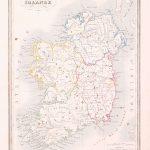 0315 iii A Ireland Conrad Malte-Brun 1840