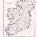 0324 Ireland Conrad Malte-Brun 1834