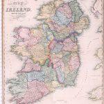 0324 ivi Ireland Conrad Malte-Brun 1834