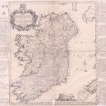 036 ii Ireland Robert Morden 1691