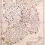 057 v Ireland Herman Moll 1740
