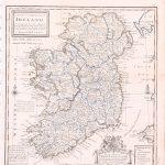 067 v Ireland Herman Moll 1740