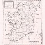 070 ii Ireland Herman Moll 1760