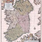 072 ii Ireland Mathias Seuter 1735