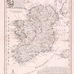 074 ii Ireland Emanuel Bowen 1744