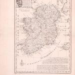 074 iii Ireland Emanuel Bowen 1747