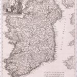 075 Ad Ireland Guillaume De Lisle 1743