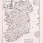 075 i Ireland Guillaume De Lisle 1743